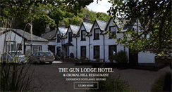 Preview of gunlodgehotel.co.uk